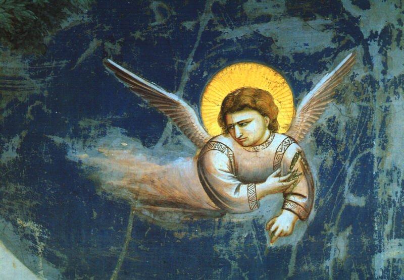Les Saints Anges - Iconographie : Peintures (2)