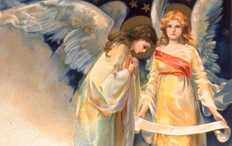 Souvent Les Saints Anges - Iconographie : Imagerie du web (2) PO68