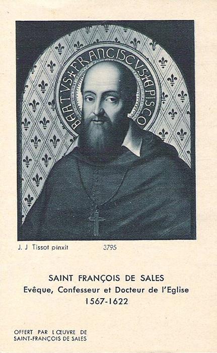 """Résultat de recherche d'images pour """"françois de sales"""""""