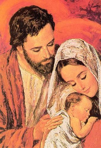 #3 -Chaîne de prières pour un problème d'emploi, de logement - Page 3 Sainte_Famille_8