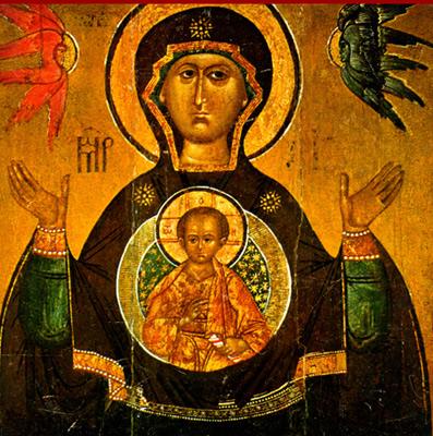 Vierge du Signe (Novgorod)