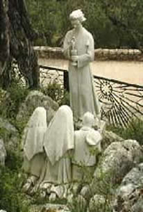 L'Ange de la Paix à Fatima