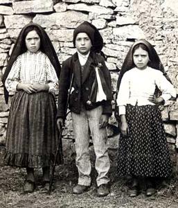 Lucia, Francisco, Jacintha