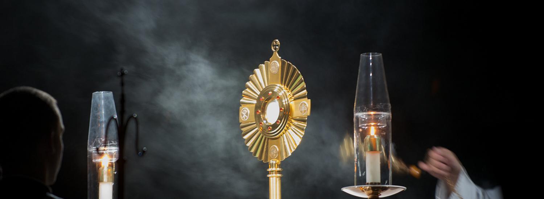 bandeau-eucharistie Christ dans Communauté spirituelle